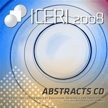 iceri 2008 abstracts cd