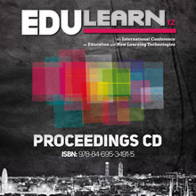 edulearn12 proceedings cd