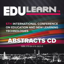 edulearn13 abstracts cd