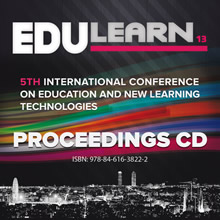 edulearn13 proceedings cd