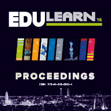 EDULEARN16 proceedings cd