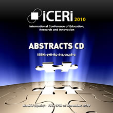 iceri2010 abstracts cd