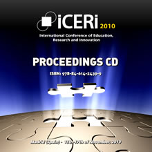ICERI2010 proceedings CD
