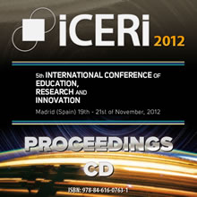 iceri2012 proceedings cd
