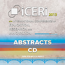 ICERI2013 Abstracts CD