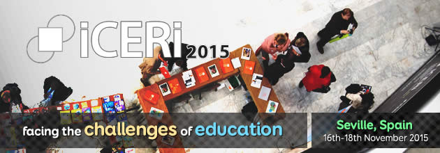 ICERI2015: Connecting technology with education