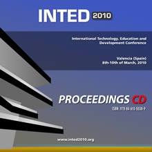inted2010 proceedings cd