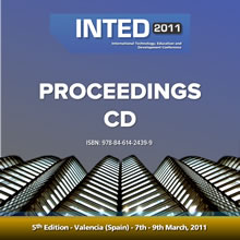 INTED2011 Proceedings
