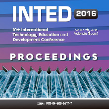INTED2016 Proceedings
