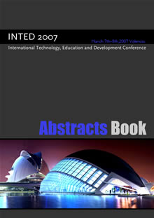 Inted 2007 abstracts book