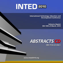 inted2010 abstracts cd