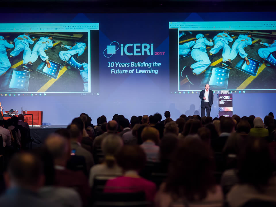 ICERI2019 - International Education Conference in Spain, 11-13 November